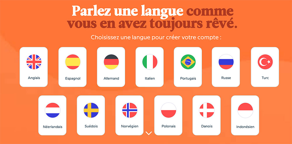 langues babbel